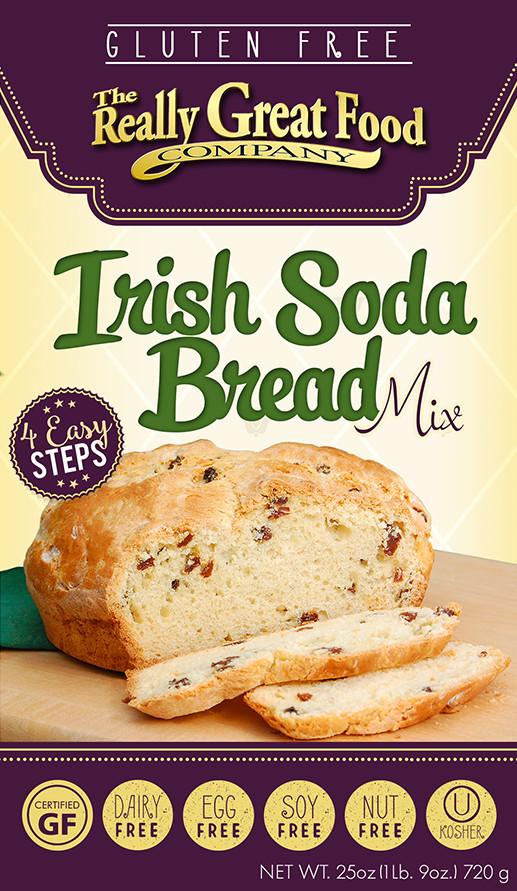 Gluten Free Irish Soda Bread Mix - Really Great Food