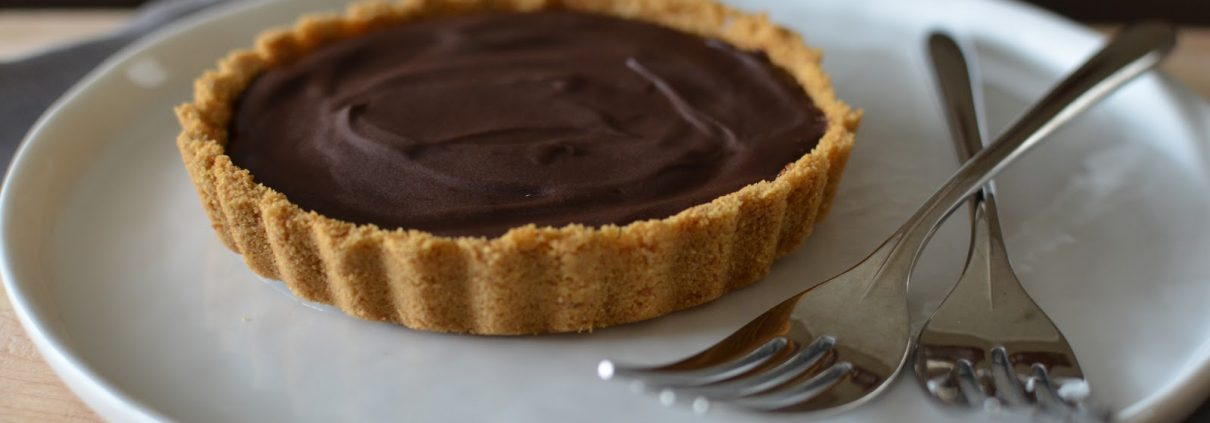 Gluten-Free Pumpkin & Chocolate-Cake Tartlets