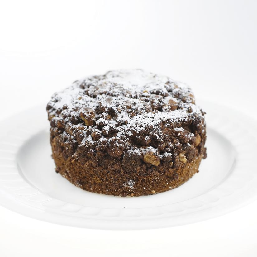 Chocolate Crumb Cake (4-pack)