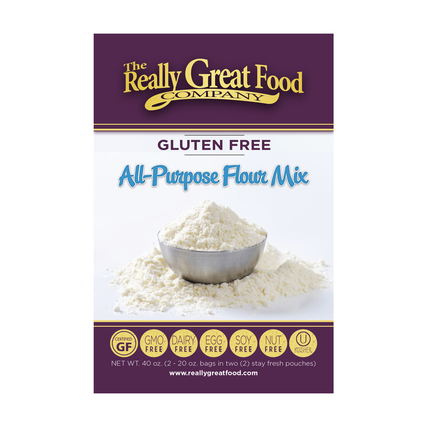 Gluten Free All-Purpose Flour