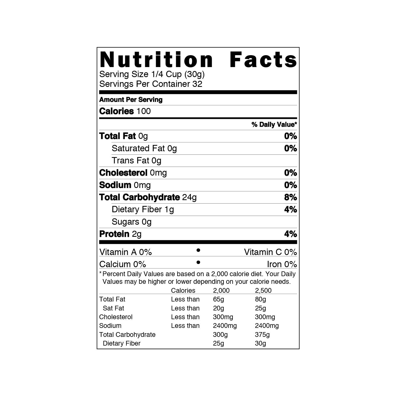 Gluten Free All-Purpose Flour