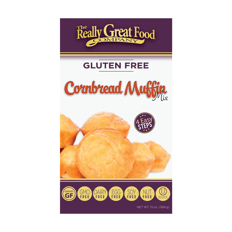 Gluten-Free Cornbread Muffin Mix