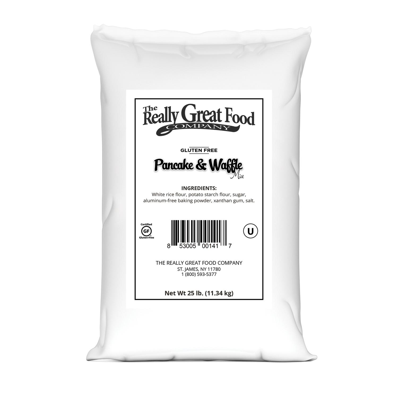 Gluten-Free Pancake & Waffle Mix - 25 lb Bag