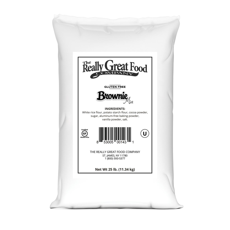 Gluten-Free Brownie Mix - 25 lb Bag