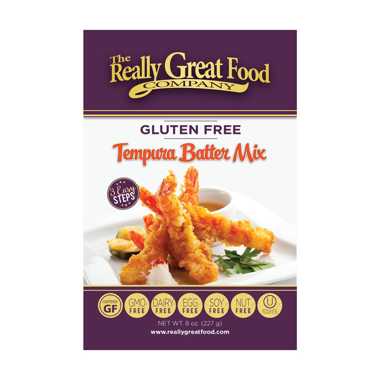 Gluten-Free Tempura Batter Mix
