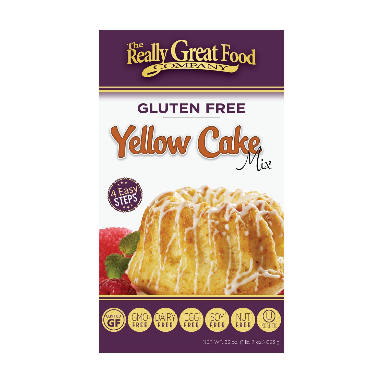 Yellow Cake Mix